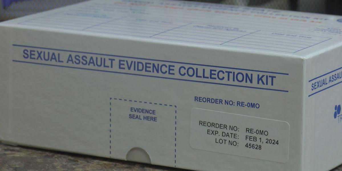 Gov. Parson signs Missouri rape kit testing bill