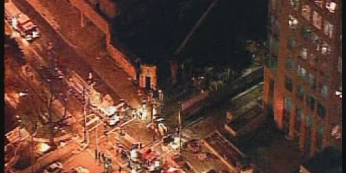 1 in critical condition from KC restaurant blast