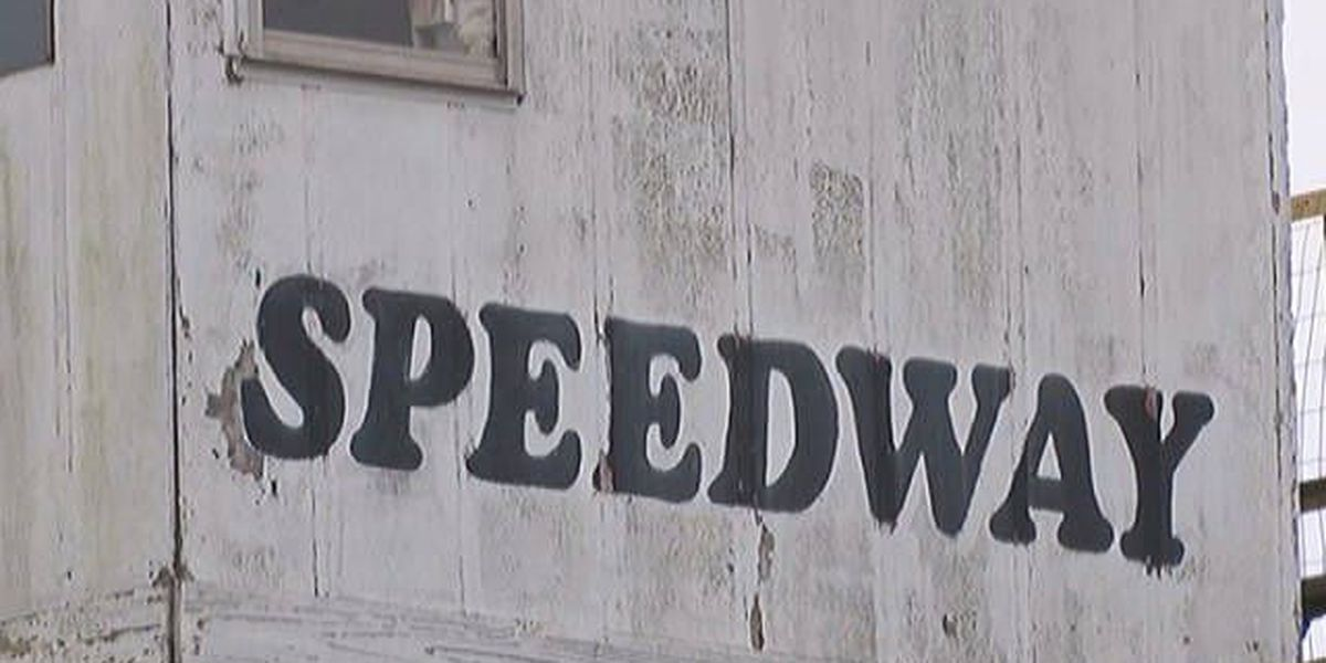 Closed race track up for sale