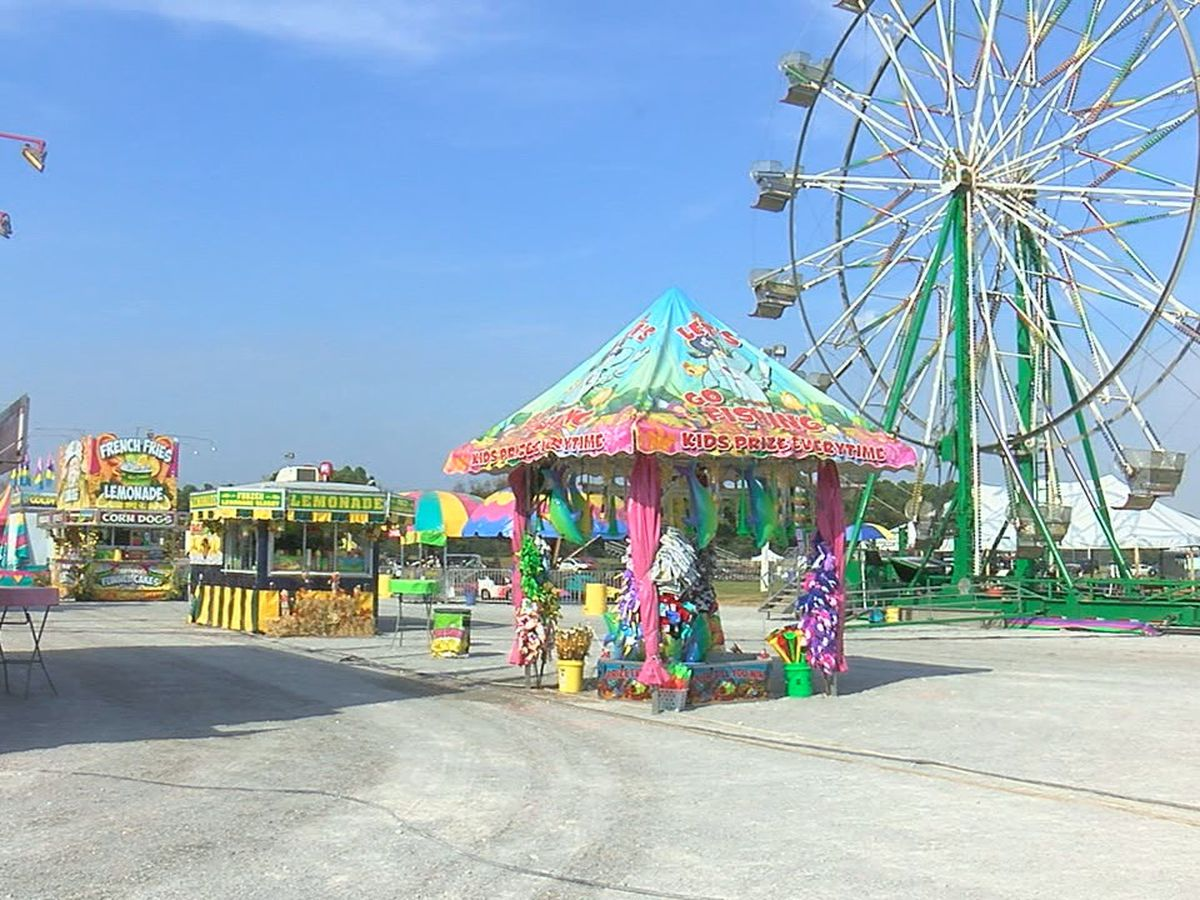 NEA district fair-goers battling heat