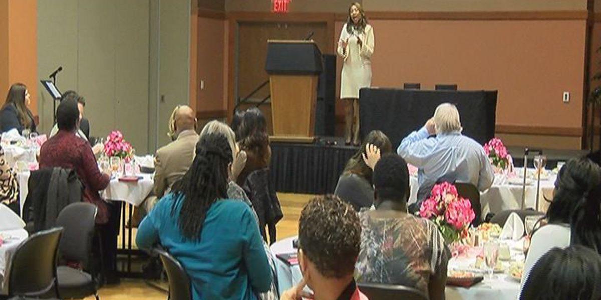 Arkansas State University celebrated Women's History Month