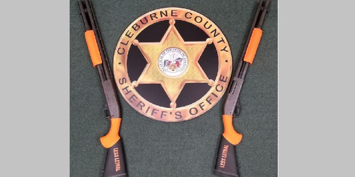Sheriff's office to issue deputies 'less lethal' shotguns