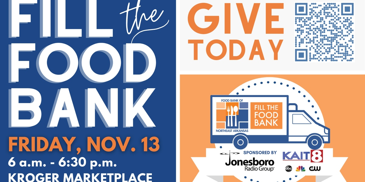 Fill the Food Bank collects 335,990 meals