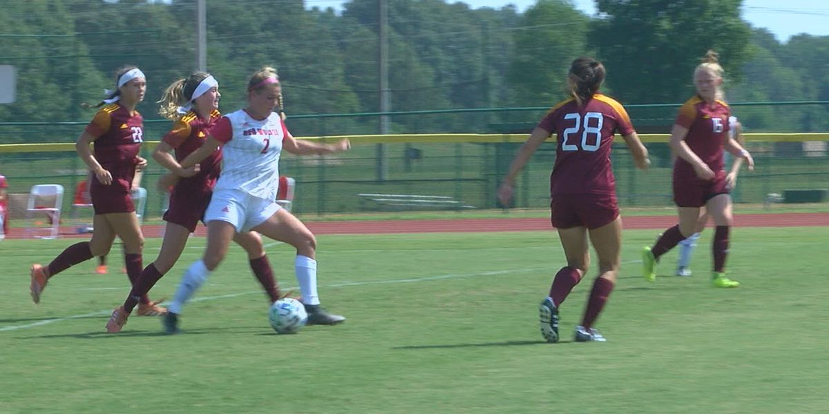 A-State soccer beats ULM in home and Sun Belt opener