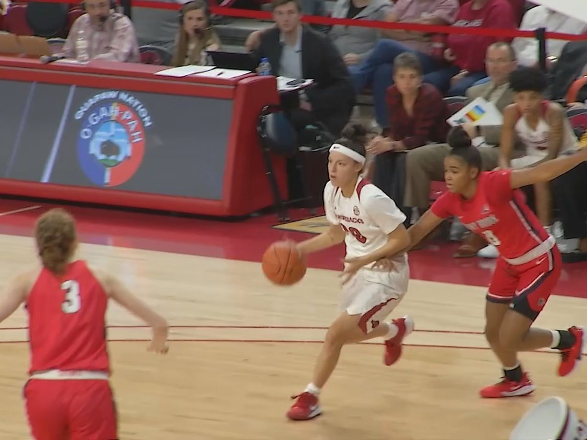 Ramirez's 26 leads Razorbacks past Stony Brook 88-58