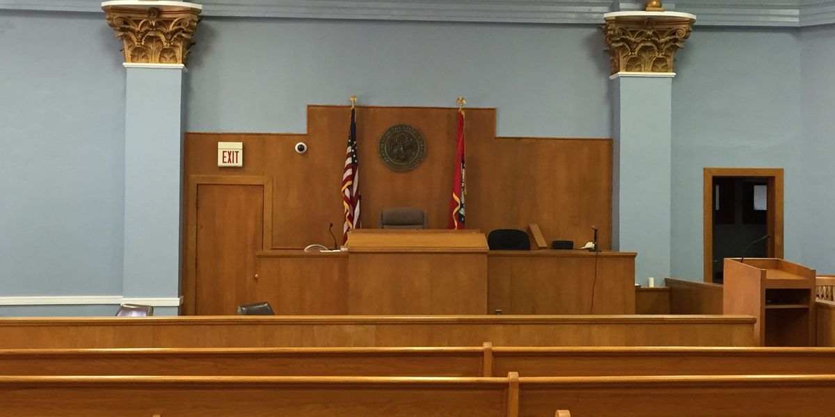 Poinsett County remodels courtroom