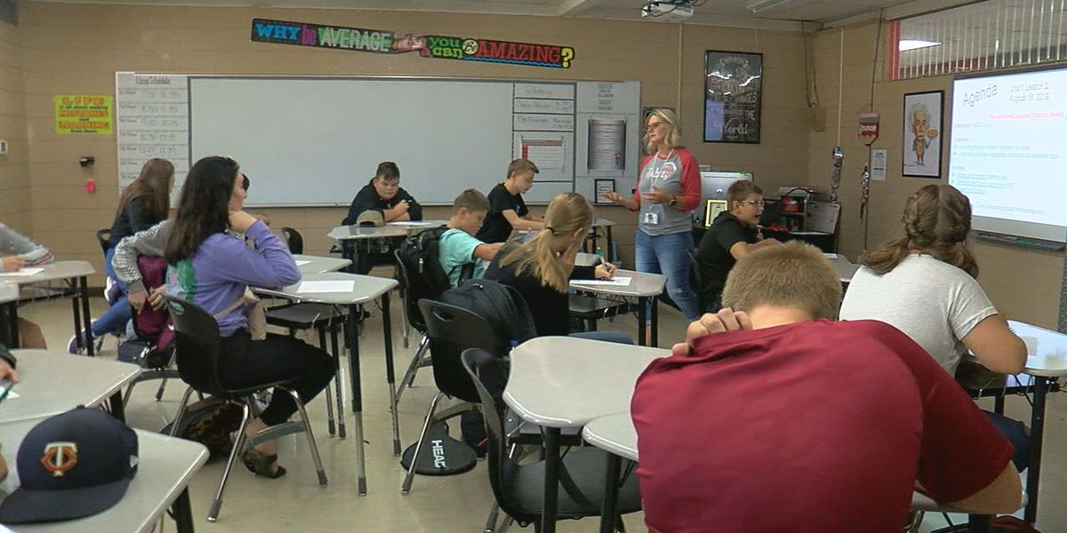 Region 8 school leads state in helping students plan for the future