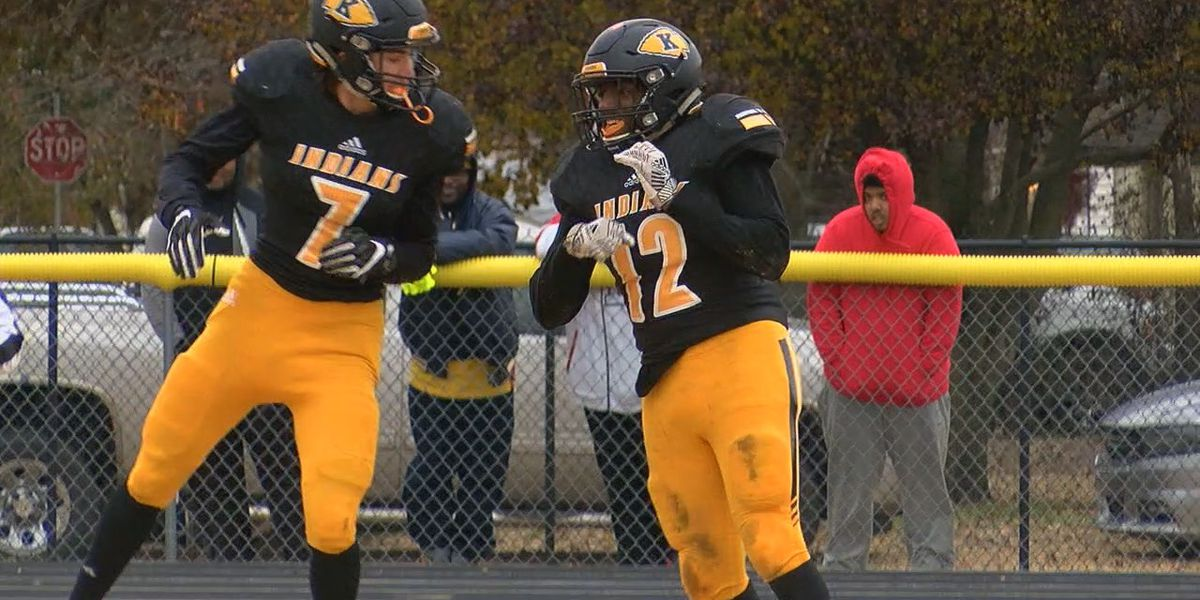 Kennett beats Roosevelt 50-14 to advance to Class 3 state semifinals