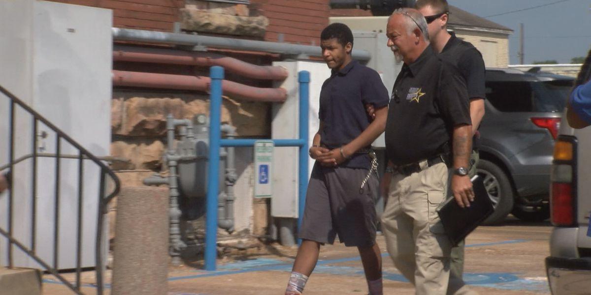 Man sentenced to 42 years in Lt. Patrick Weatherford's murder