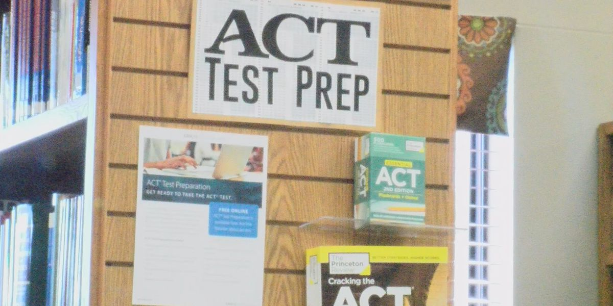 ACT test takers can retake certain sections of test in 2020