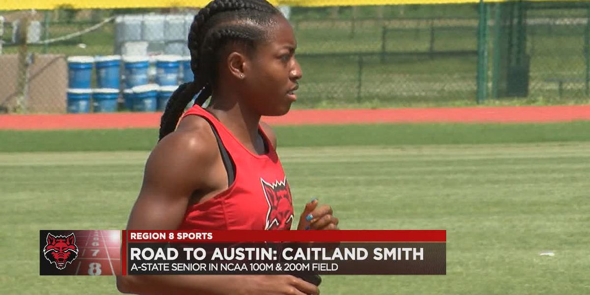 Road to Austin: Caitland Smith