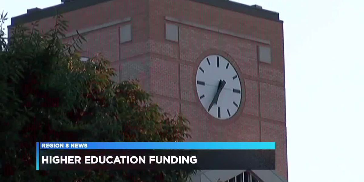 Bill could change how certain institutions receive funding