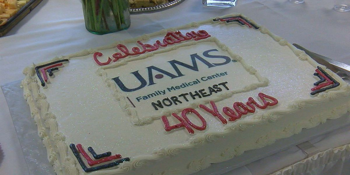 UAMS Northeast campus celebrates milestone