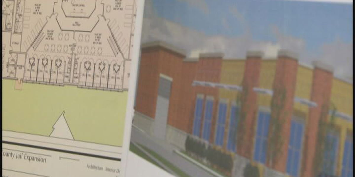 Plans for new jail in Jackson Co. delayed