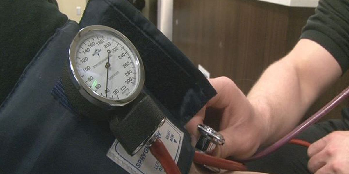 St. Bernards conducts free health screening to area residents