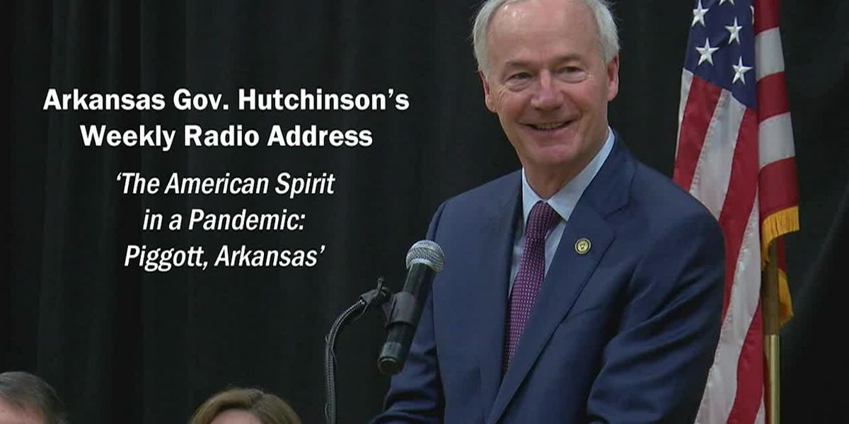AUDIO: The American Spirit in a pandemic: Piggott, Arkansas