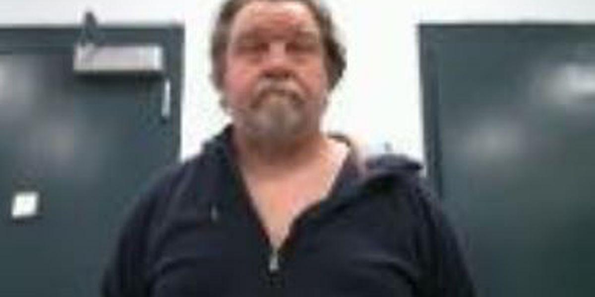 Man arrested for child pornography