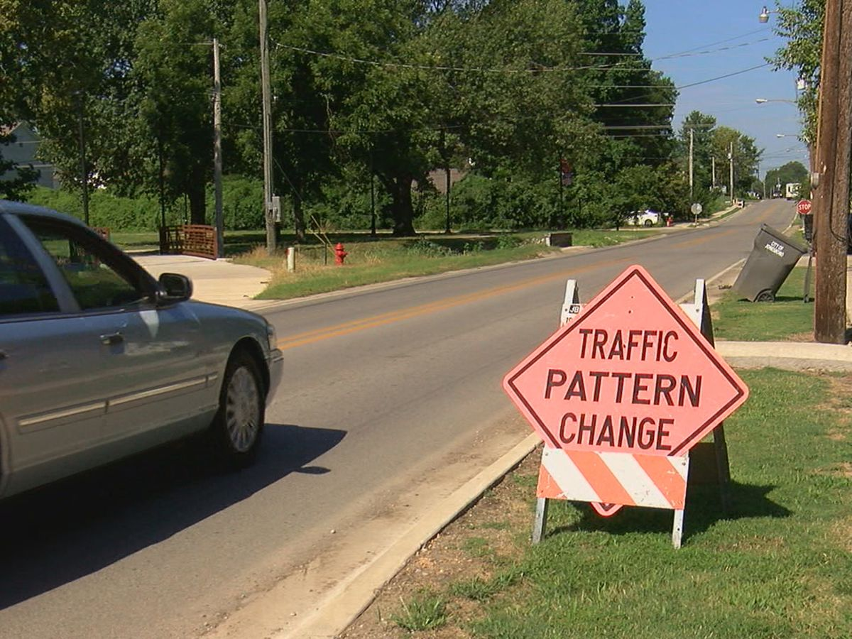 More traffic signs, changes expected near Aggie Road