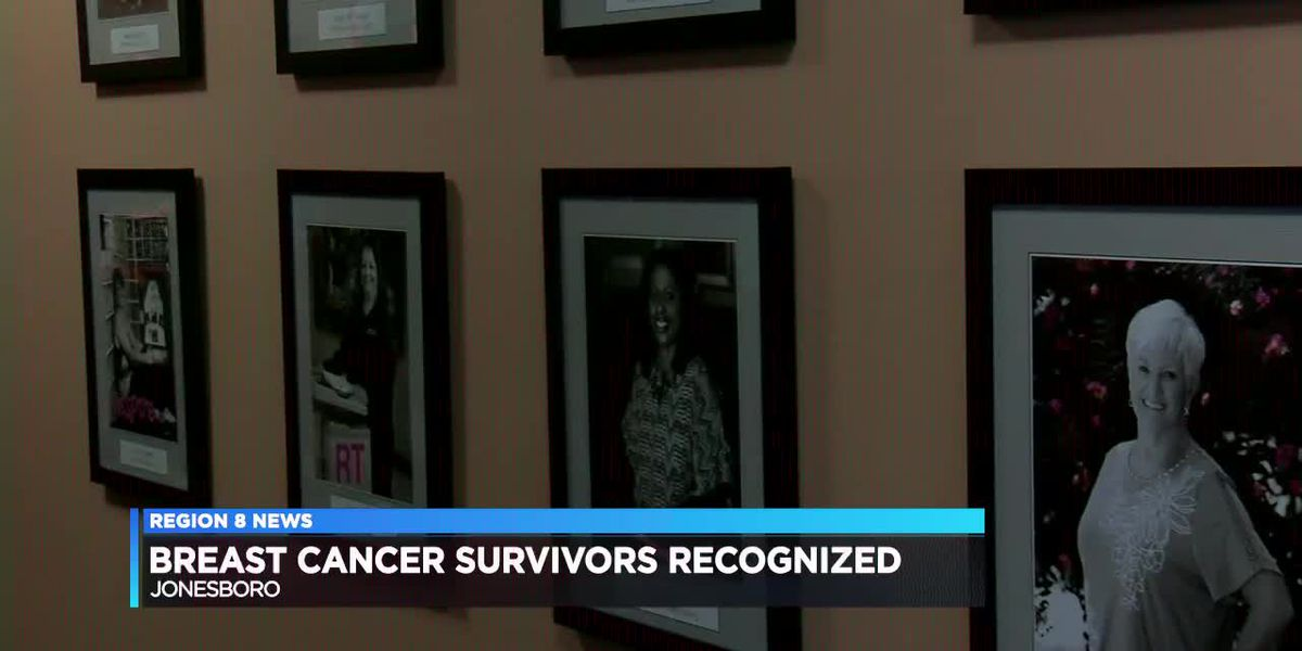 Breast Cancer Survivors Recognized