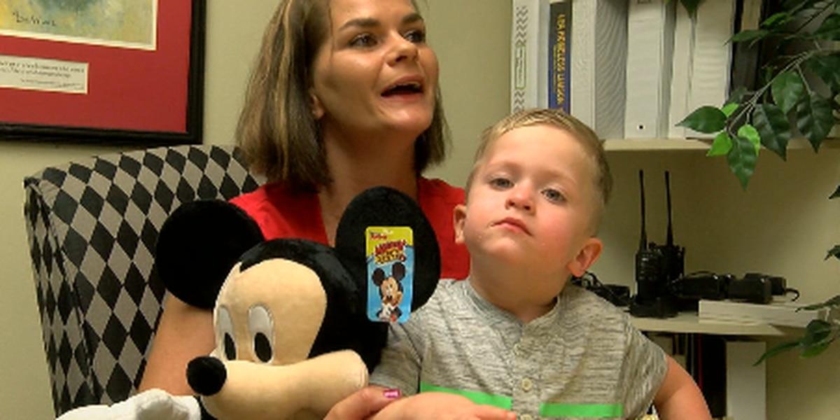 Brookland elementary students help grant Disney World wish