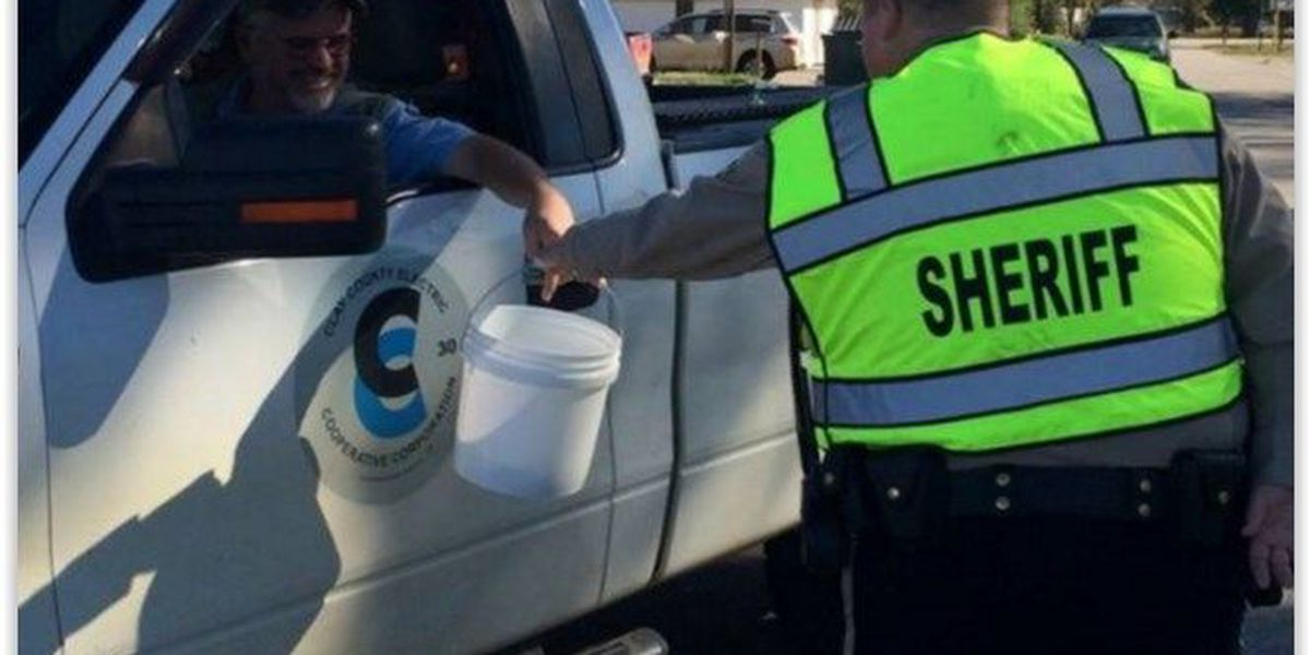 Clay Co. Sheriff's Dept. stops cars for good cause