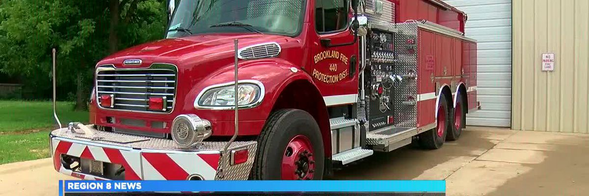 Decades old pumper truck gets replaced, new turnout gear for firefighters added