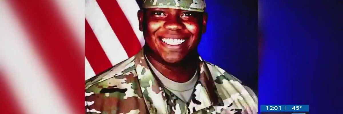 Family of Wilmington soldier who died overseas accepts condolences