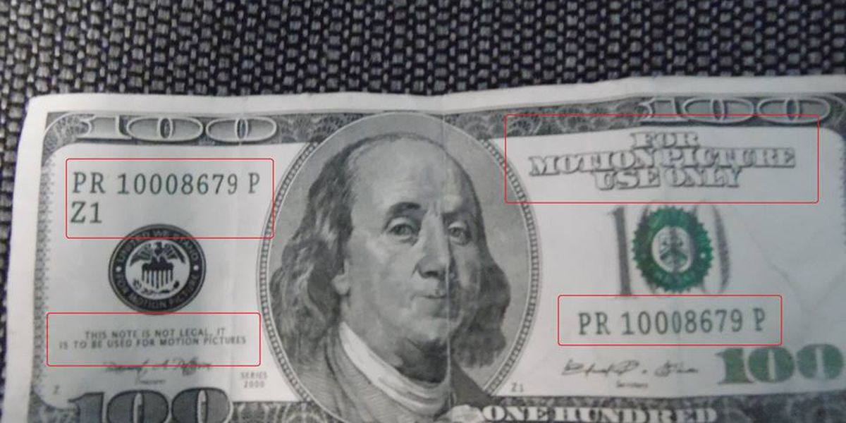 Real cash offered for info in funny money case