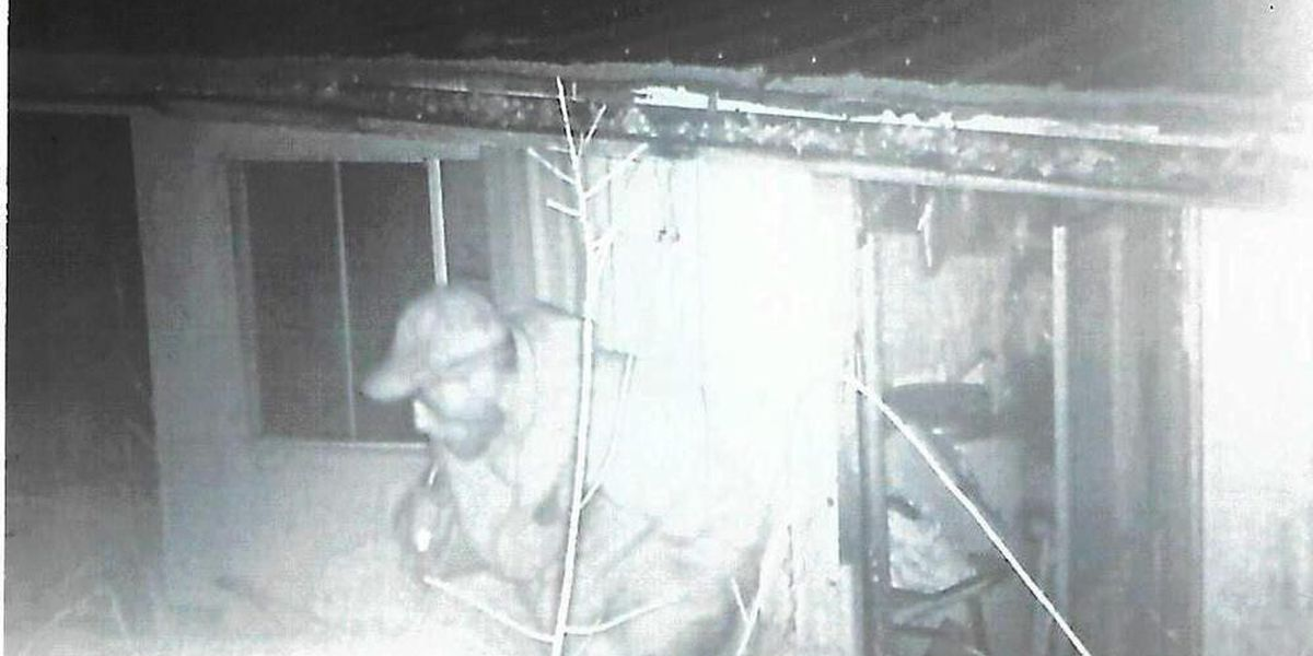 Man wanted for breaking into home Christmas morning
