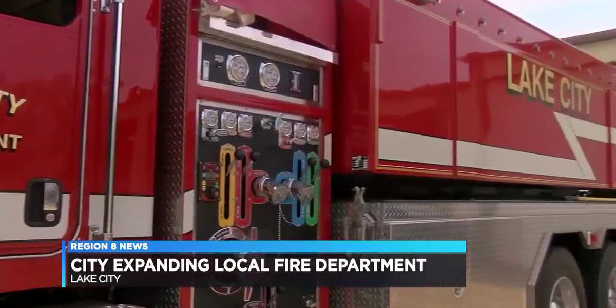 Fire department expands to increase citizens' safety