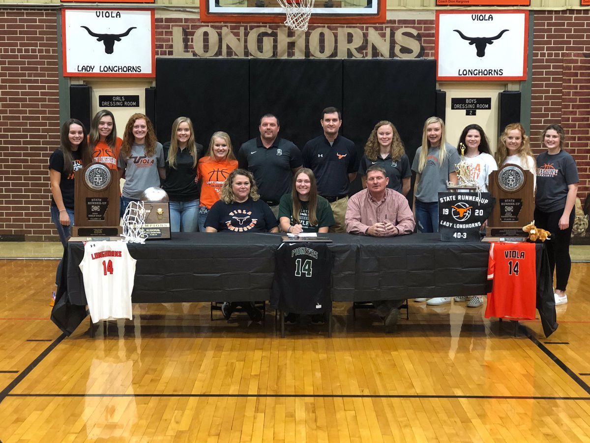 Viola forward Lindsay Browning is first 2021 signee for CRC women's basketball