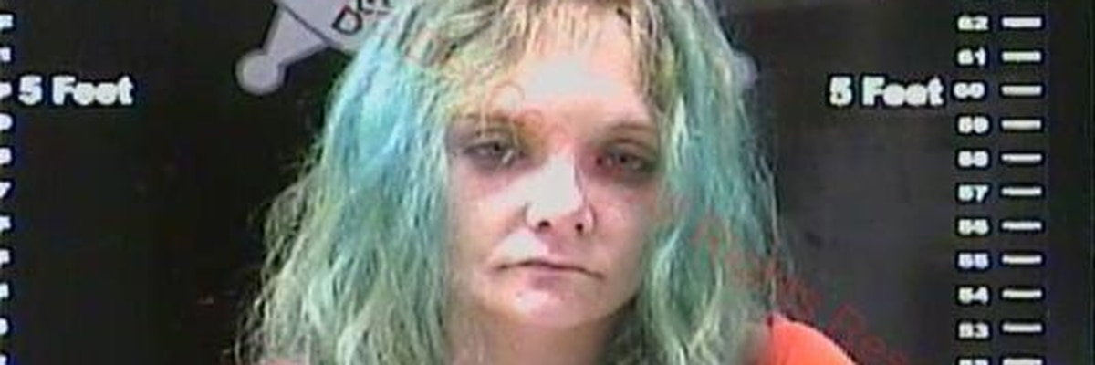 WATCH Police: Woman pulls bag from body cavity, snorts drugs in police cruiser