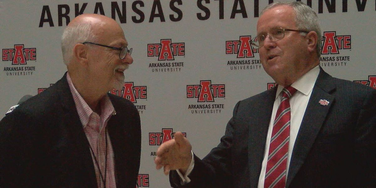 University of Arkansas chancellor and faculty visit A-State