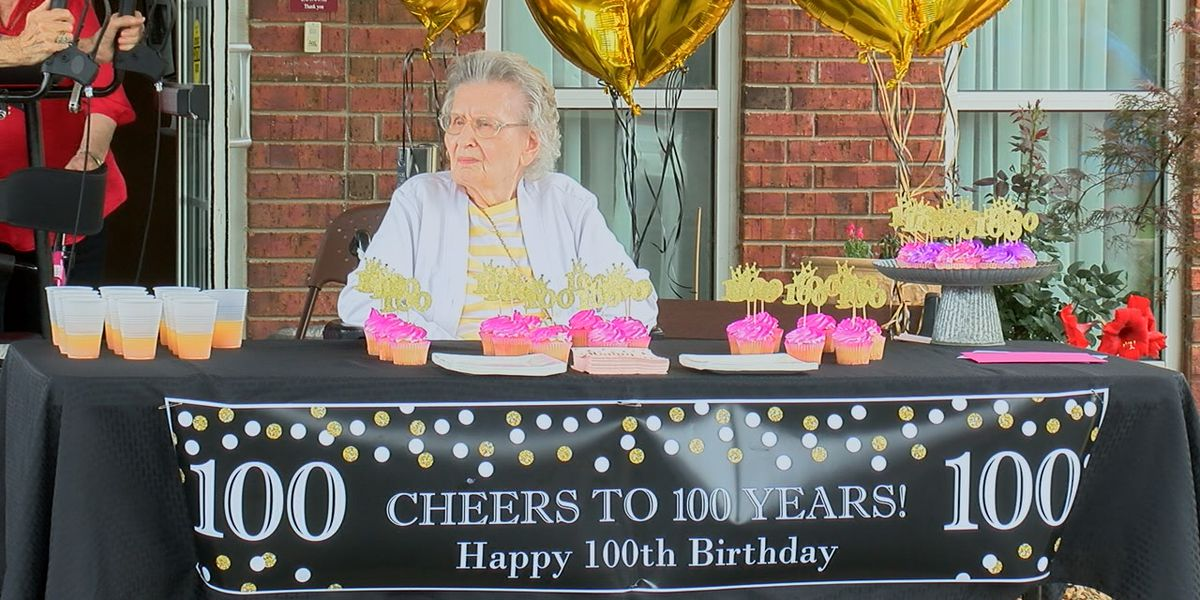 Jonesboro resident celebrates 100th Birthday
