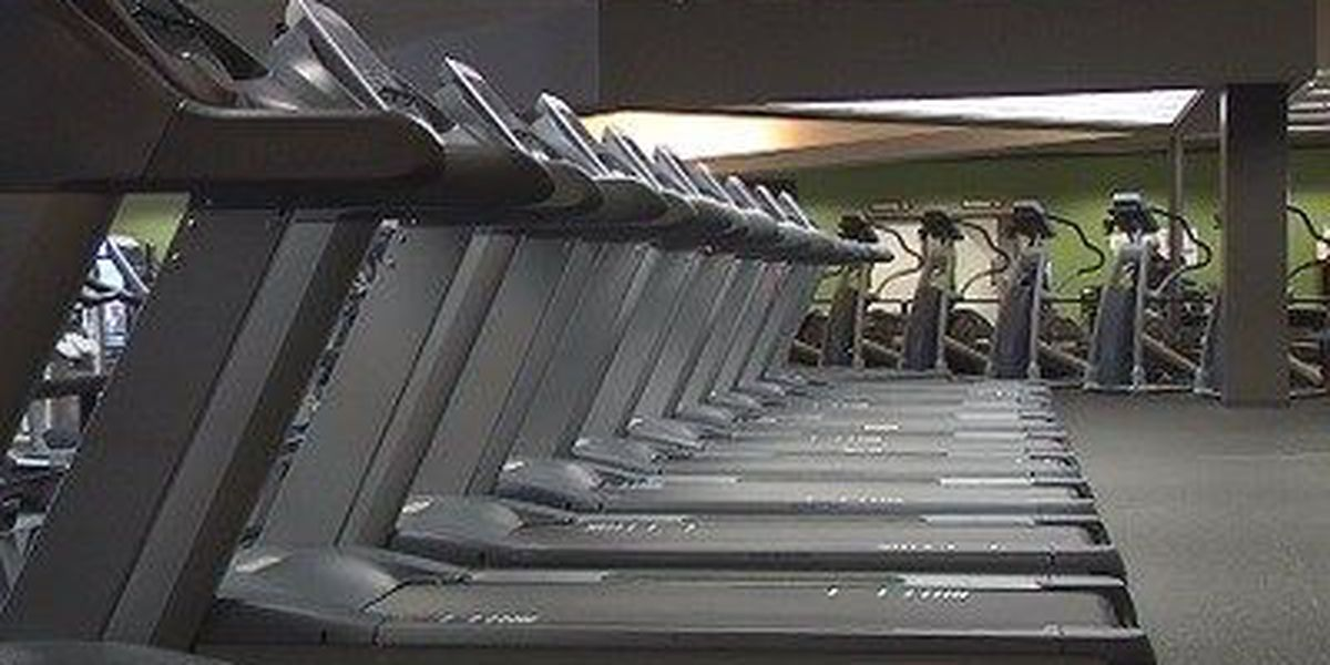 Study says gym equipment has more bacteria than a toilet seat