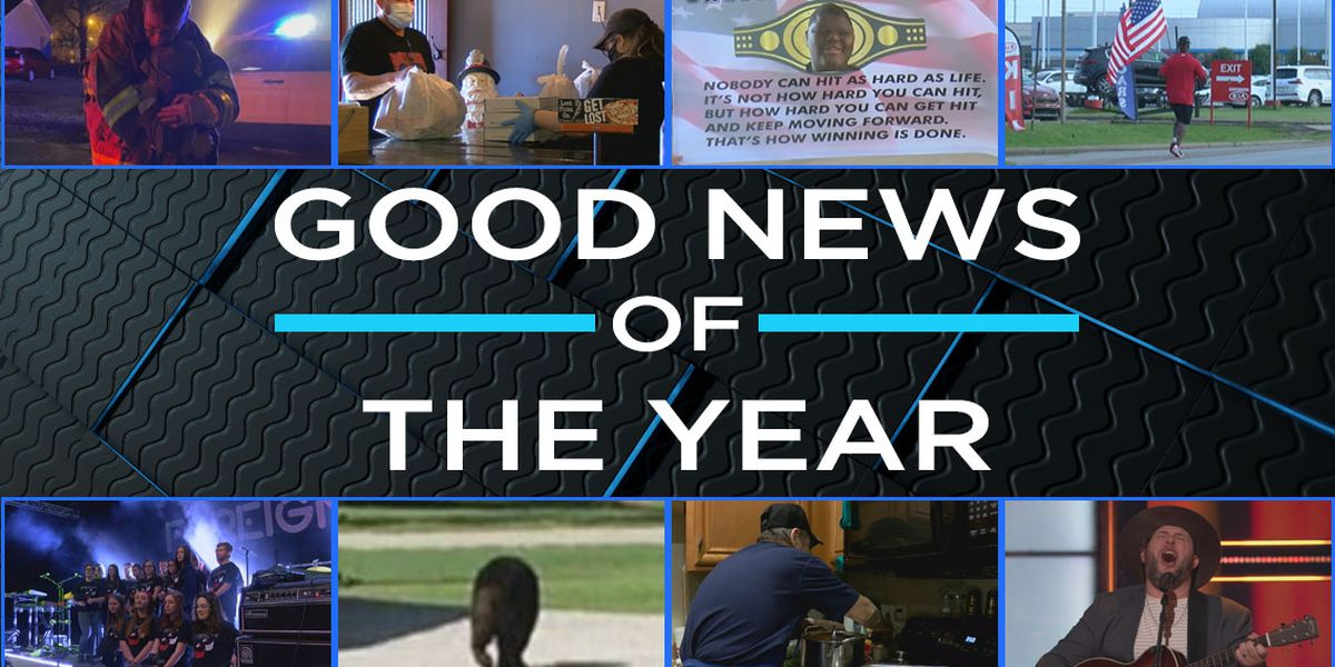 Good News in Review: A look back at the positive in 2020