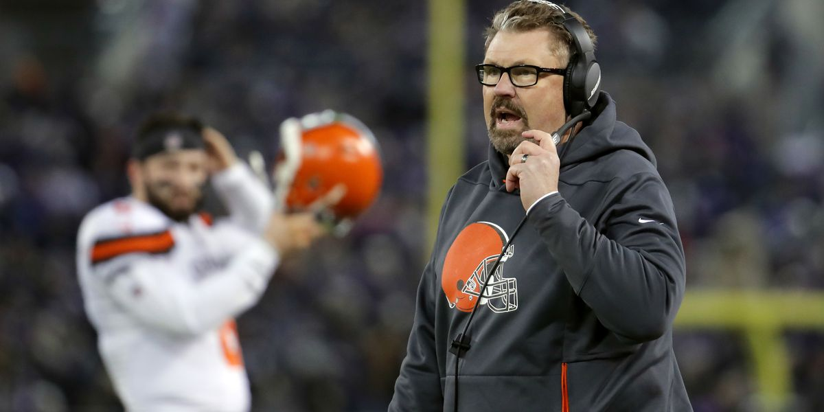 Browns open wide coaching search; Williams first interview