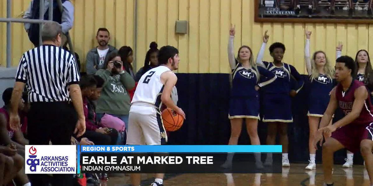 Marked Tree edges Earle in 2A-6 basketball showdown