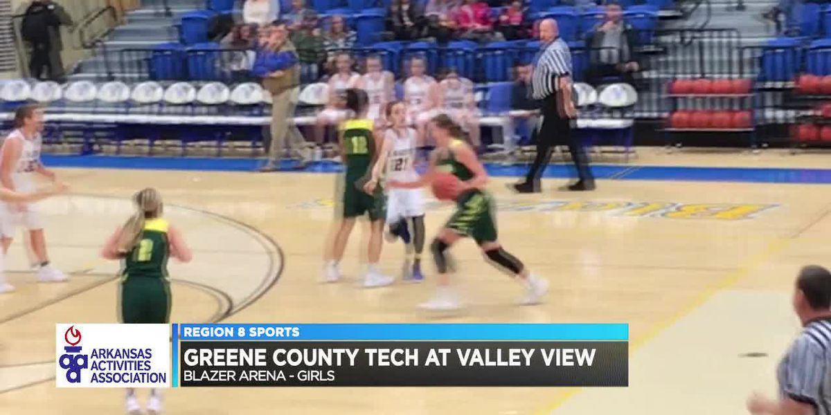 Greene County Tech sweeps Valley View in Tuesday twinbill