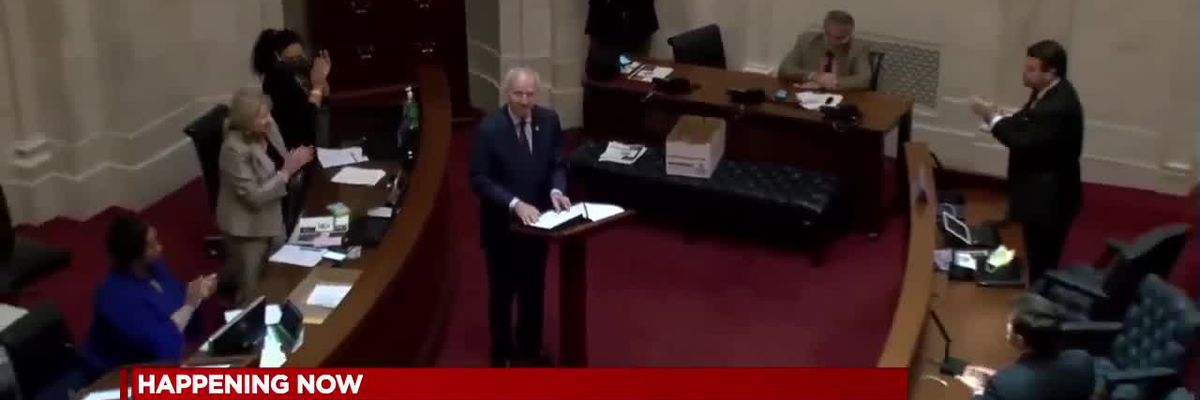Ark. Gov. Hutchinson State of the State address to General Assembly
