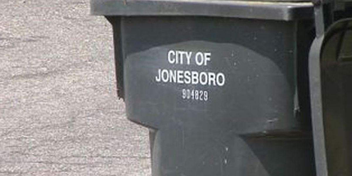 Winter Storm freezes garbage removal