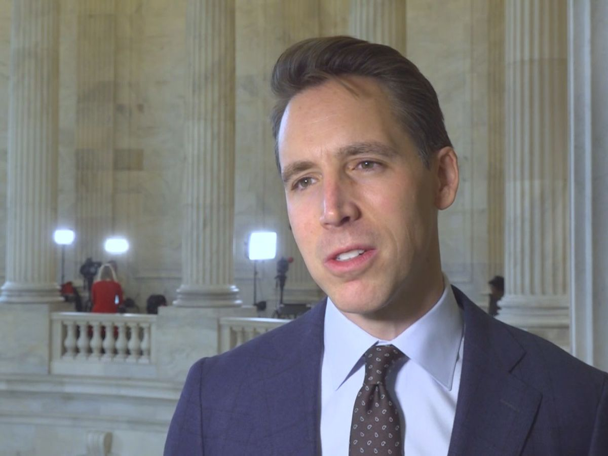 Sen. Hawley writes to Twitter CEO on 'editorializing Pres. Trump's tweets'
