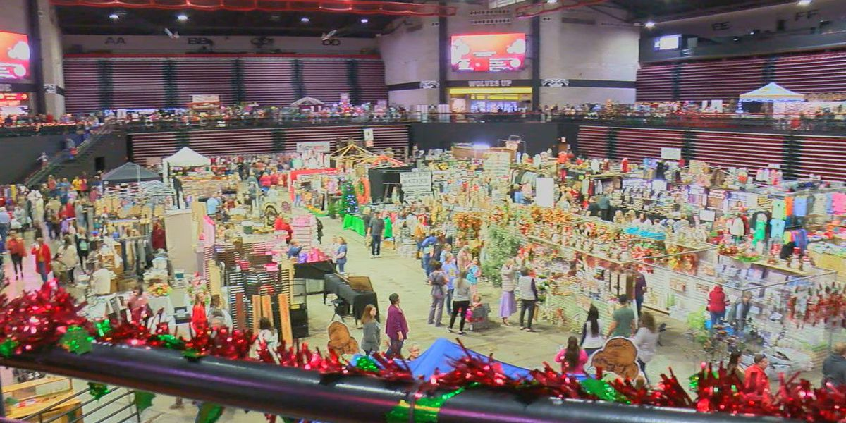 Lit'l Bita Christmas back with annual arts and crafts show