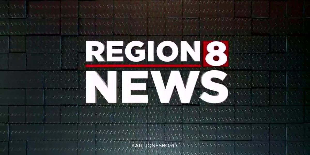 Region 8 News at 10 pm - 5/24/19