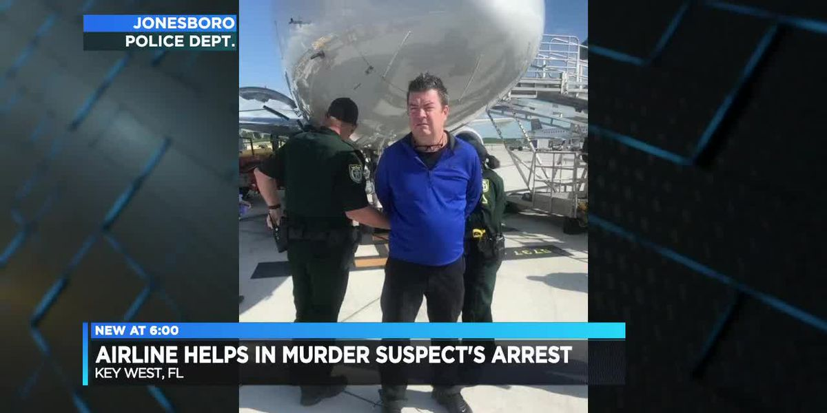 Man arrested in Florida in connection to murder investigation, victim's name released