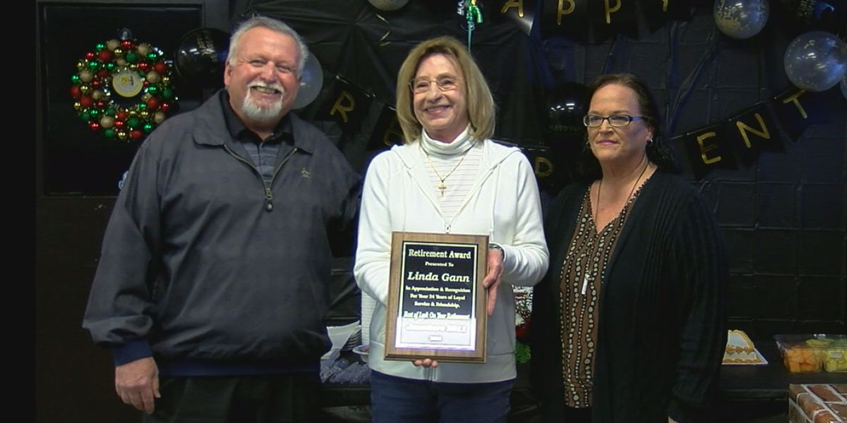 Jonesboro E-911 dispatcher retires after 24 years