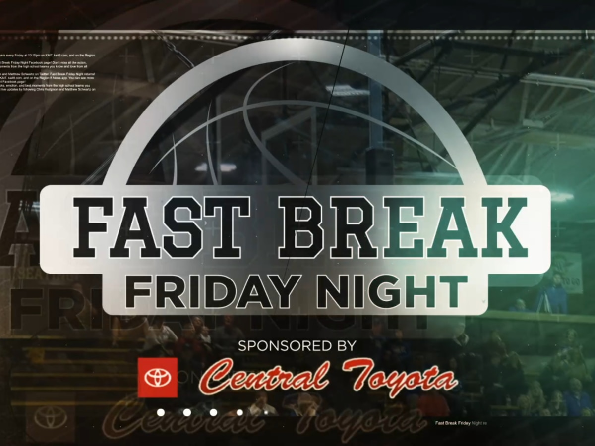 Fast Break Friday Night (1/22/21)