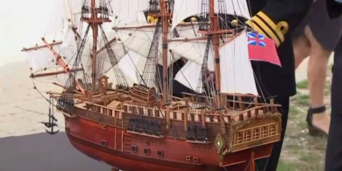 Captain Cook's lost ship might have been found