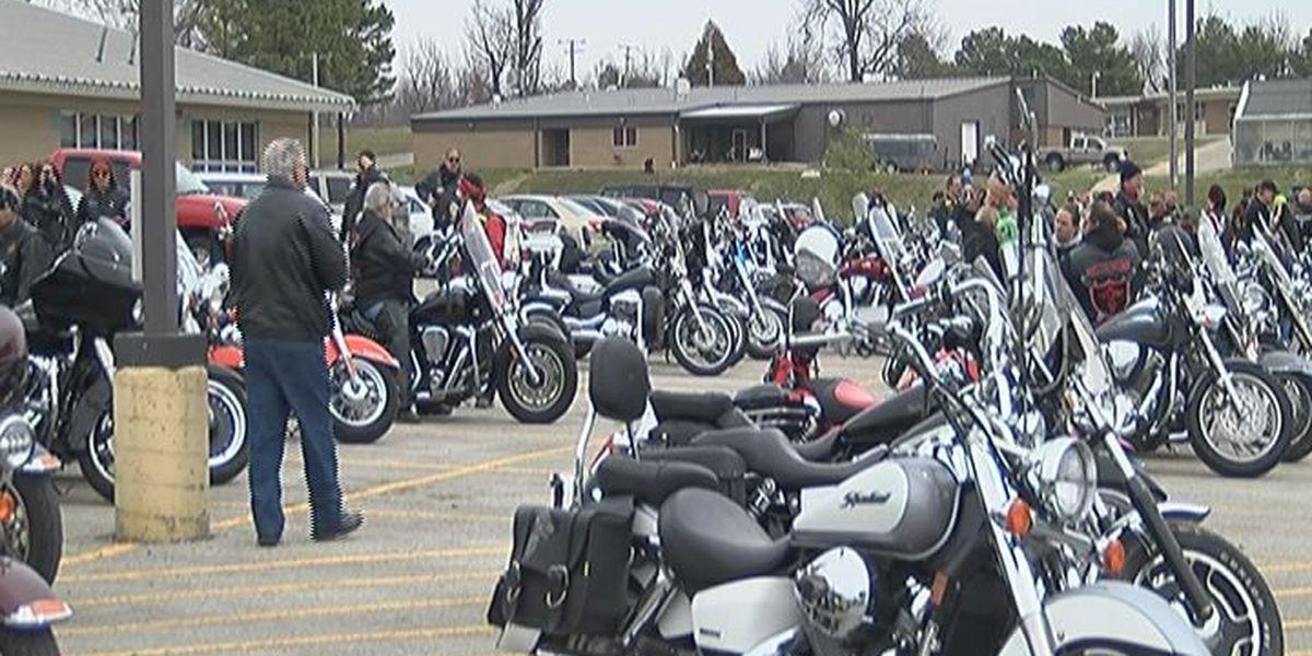 Westside Memorial Ride raises money for memorial garden