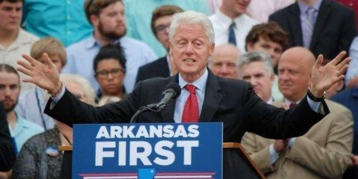 Bill Clinton says in interview he'll be 'backstage adviser'